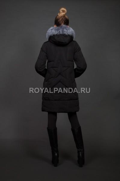 Куртка женская зимняя 511 натуральный мех