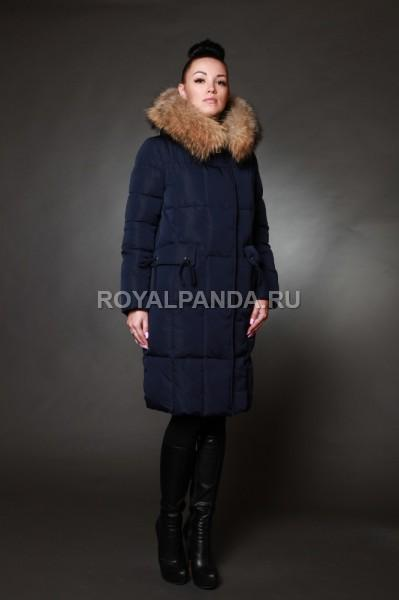 Куртка женская зимняя 17007 натуральный мех