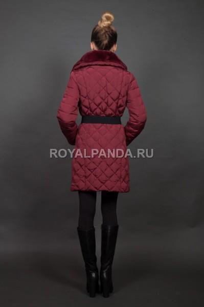 Куртка женская зимняя 15672 натуральный мех