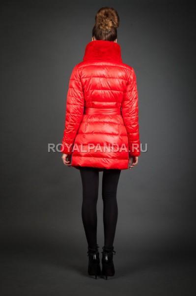 Куртка женская зимняя 15708 натуральный мех