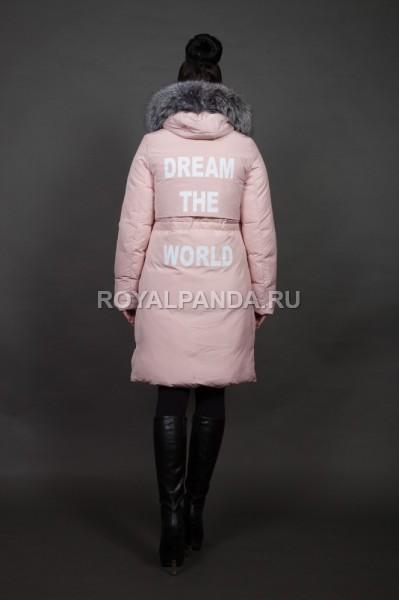 Куртка женская зимняя 16092 натуральный мех