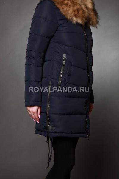 Куртка женская зимняя 1729 искусственный мех