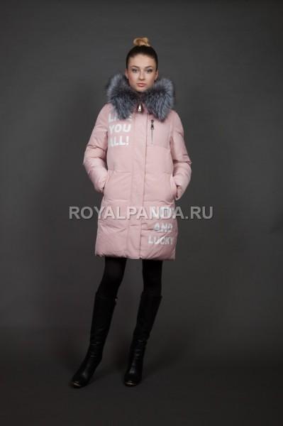 Куртка женская зимняя 16085 натуральный мех