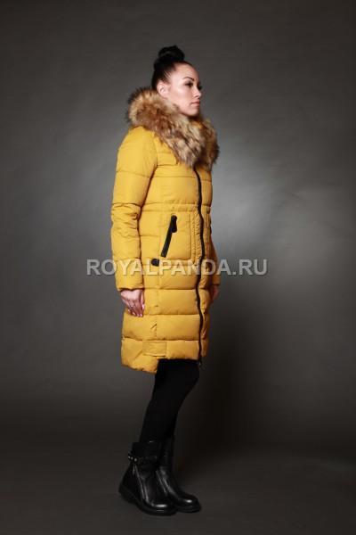 Куртка женская зимняя 1702 искусственный мех