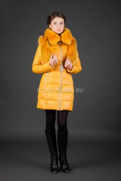 Пуховик женский 2012-2013 24