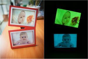 Фото Готовая светящаяся продукция Нокстон Светящаяся в темноте фотобумага формата А4