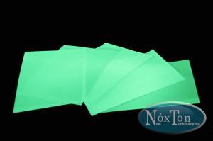 Фото Готовая светящаяся продукция Нокстон 10 листов Светящаяся фотобумага А3 формат
