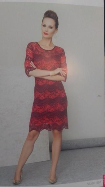 Платье Modern Line Марго 491