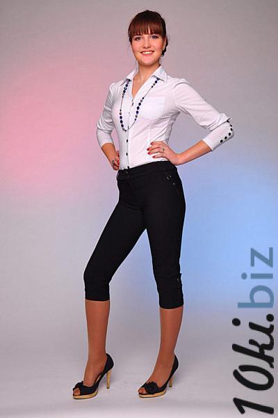 Модель 4217 Капри бриджи шорты женские в Москве
