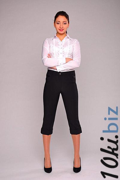 Модель 4517 Капри бриджи шорты женские в Москве