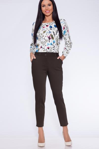 брюки (Цвет: хаки) 4410-751