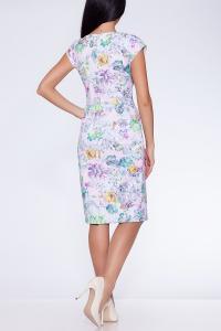 Фото Платья и сарафаны платье (Цвет: набивной жаккард) 678-534