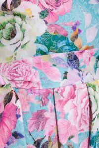 Фото Платья и сарафаны Платье (Цвет: набивной жаккард) 684-632