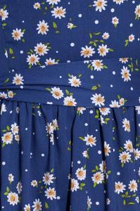 Фото Платья и сарафаны платье (Цвет: набивной хлопок-сатин) 686-645