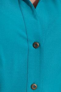 Фото Платья и сарафаны платье (Цвет: бирюзовый) 668-528