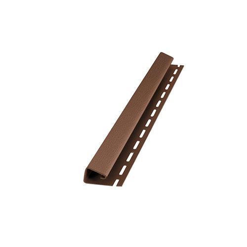 Софіт Budmat планка J колір світло коричневий 3 м