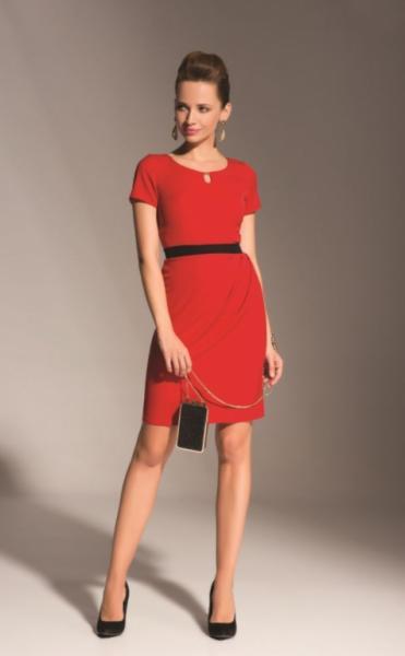 Платье scarlet