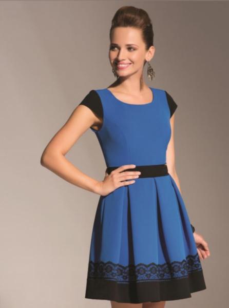 Платье sinie-krujevo