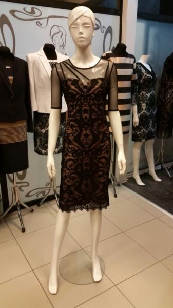 Платье оскар