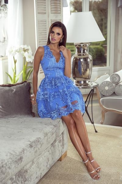 Платье персея кружево