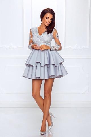 Платье матильда с рукавом