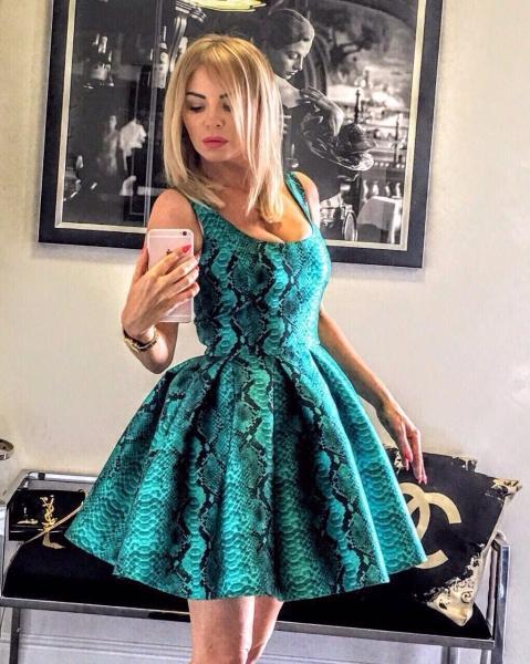Платье роуз атлас