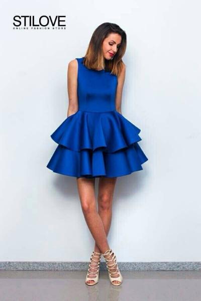 Платье дюймовочка платье