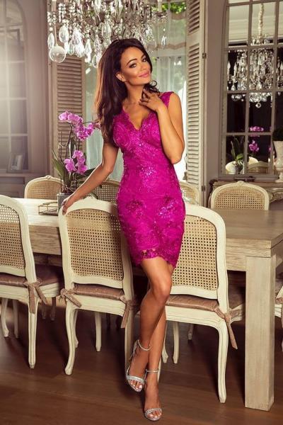 Платье персея прямая