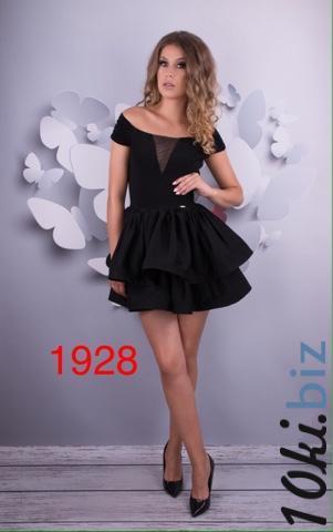 Платье вибс 1928 Короткие платья, мини платья в БП Румянцево