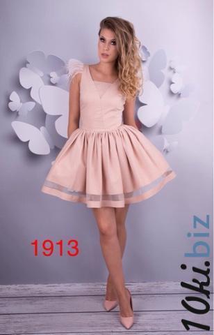 Платье вибс 1913 Короткие платья, мини платья оптом на рынке Садовод