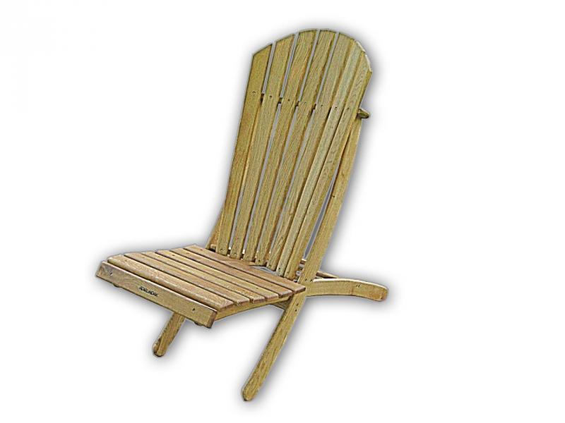 Кресло Адирондак Х складное