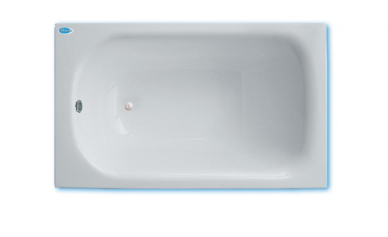 Ванна прямоугольная 140х70, 130х70, 120х70