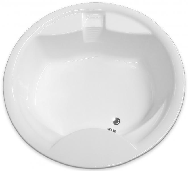 Ванна круглая 150