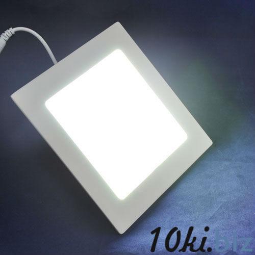 Светодиодная панель квадратная AL502 4000K белая купить в Беларуси - Точечные светильники