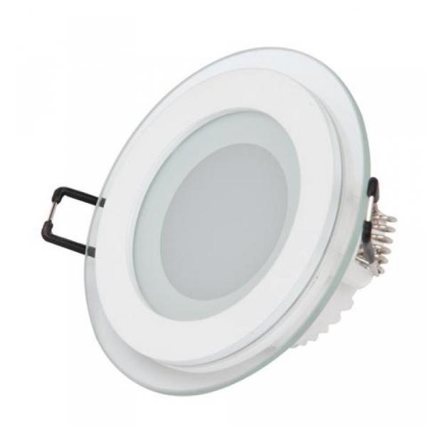 Светодиодная панель со стеклом AL2110 4000K