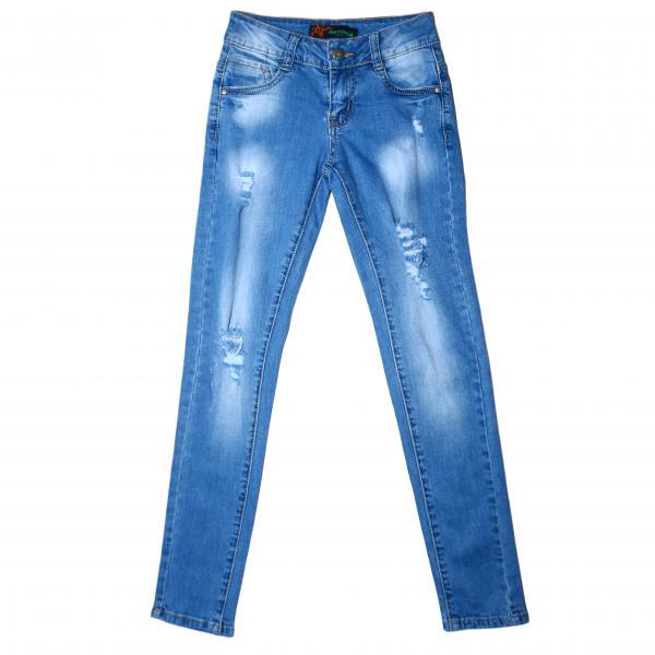 джинсы для девочек для девочек 585#