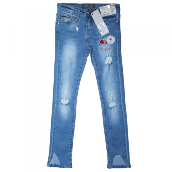 джинсы для девочек для девочек Н-929-2