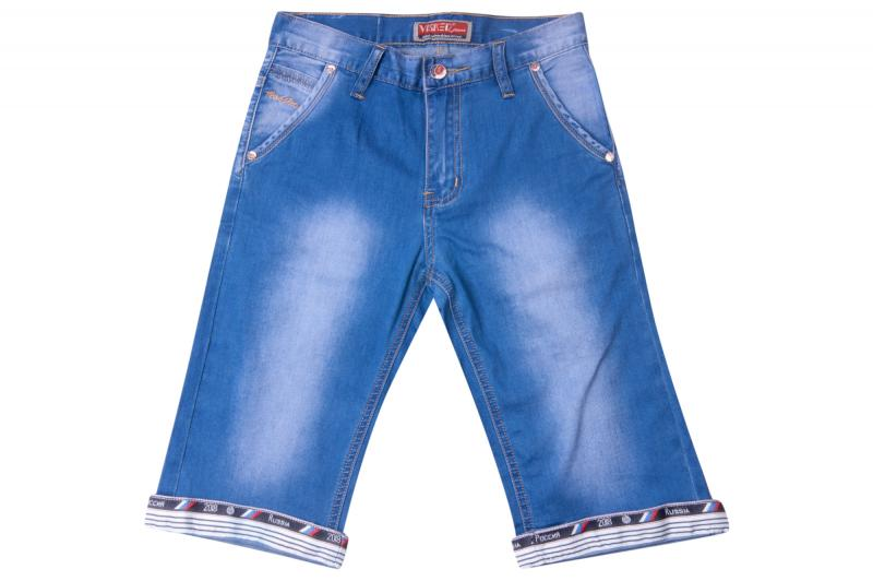 Джинсовый шорты для мальчиков для мальчиков B017M-A оптом