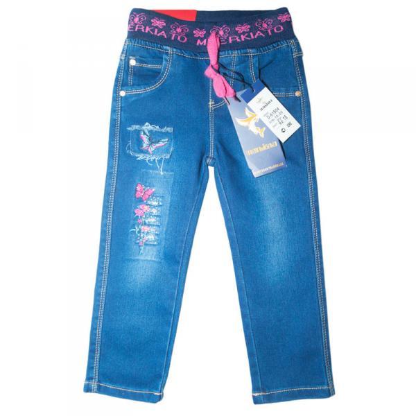 джинсы для девочек для девочек D-61504