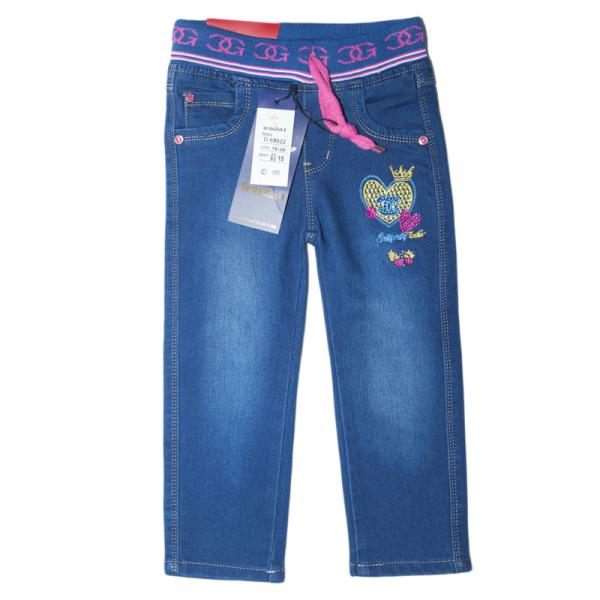 джинсы для девочек для девочек D-68022
