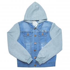 Фото Куртки джинсовые  оптом джинсовые пиджаки для мальчиков для мальчиков JKB-582