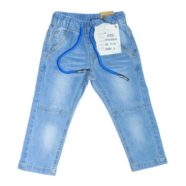 джинсы для мальчиков для мальчиков NZB-695