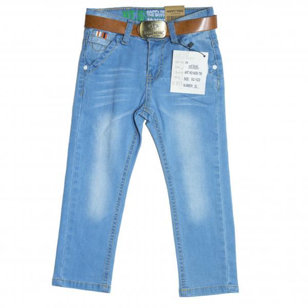 джинсы для мальчиков для мальчиков NZB-708