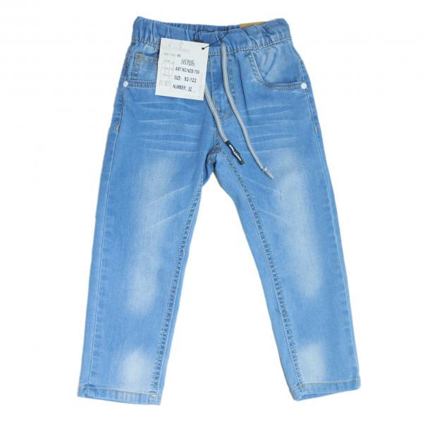 джинсы для мальчиков для мальчиков NZB-709