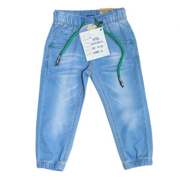 джинсы для мальчиков для мальчиков NZB-715