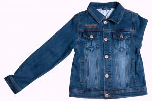 Фото Куртки джинсовые  оптом пиджак для мальчиков для мальчиков QW615