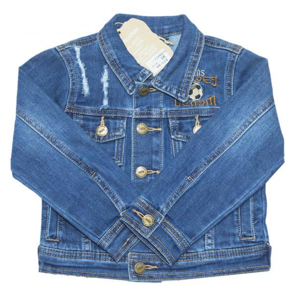 джинсовые пиджаки для мальчиков для мальчиков QW6619