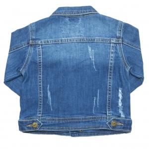 Фото Куртки джинсовые  оптом джинсовые пиджаки для мальчиков для мальчиков QW6619