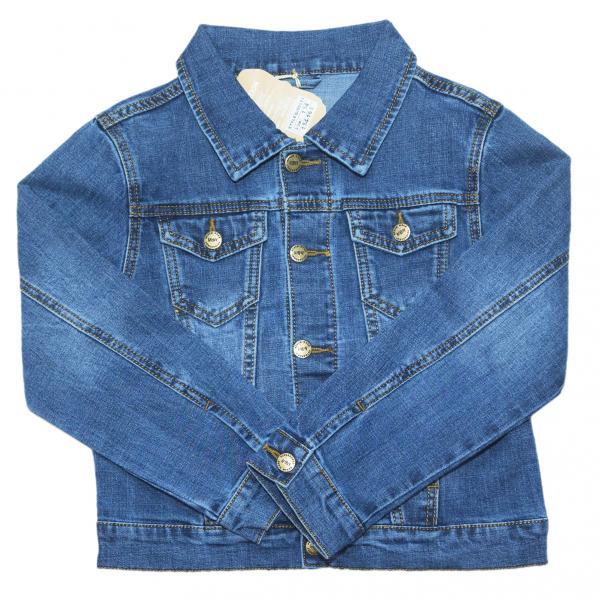 джинсовые пиджаки для мальчиков для мальчиков QW6621