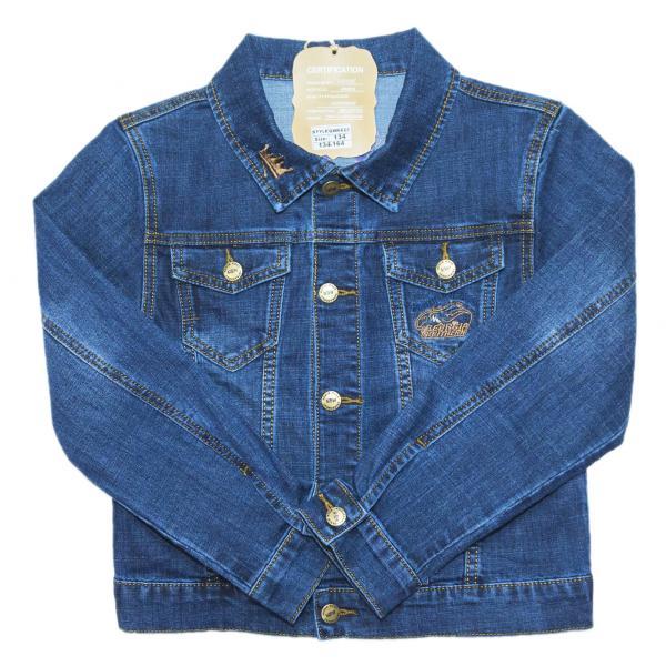 джинсовые пиджаки для мальчиков для мальчиков QW6622
